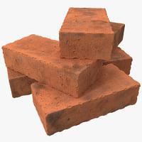 Building Material 3D models