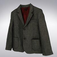 Tweed Jacket 3D models