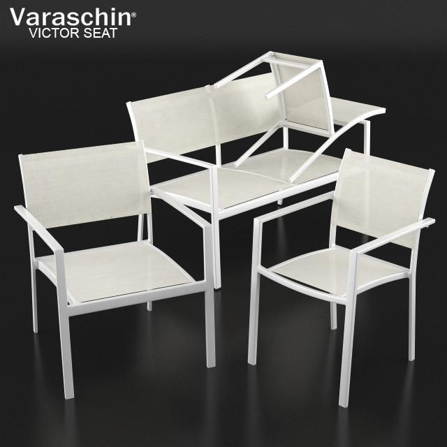 Varaschin Victor Seat Set