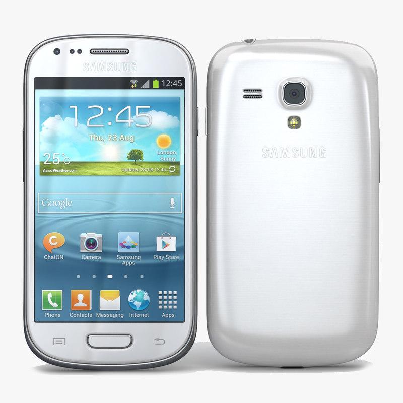 Samsung Galaxy S III mini VE White