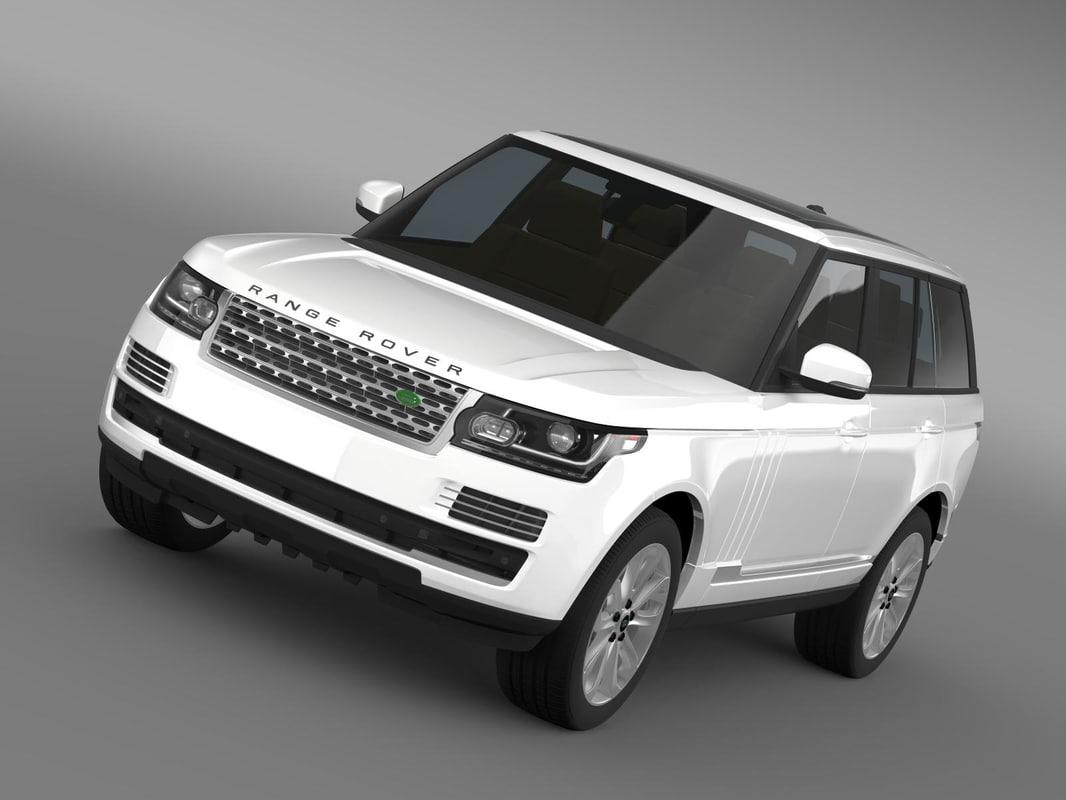 Range Rover Vogue SDV8 L405