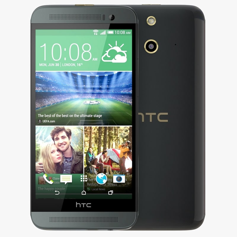 HTC One E8 black