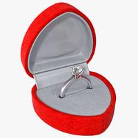 jewelry box 3D models