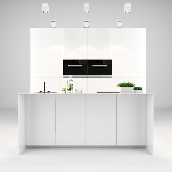 Bulthaup Kitchen 3D Models