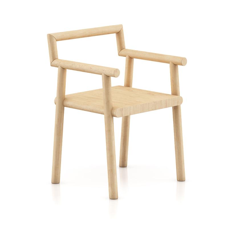 Wooden Chair 8