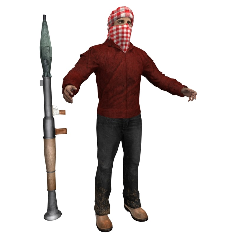 Terrorist IR 2