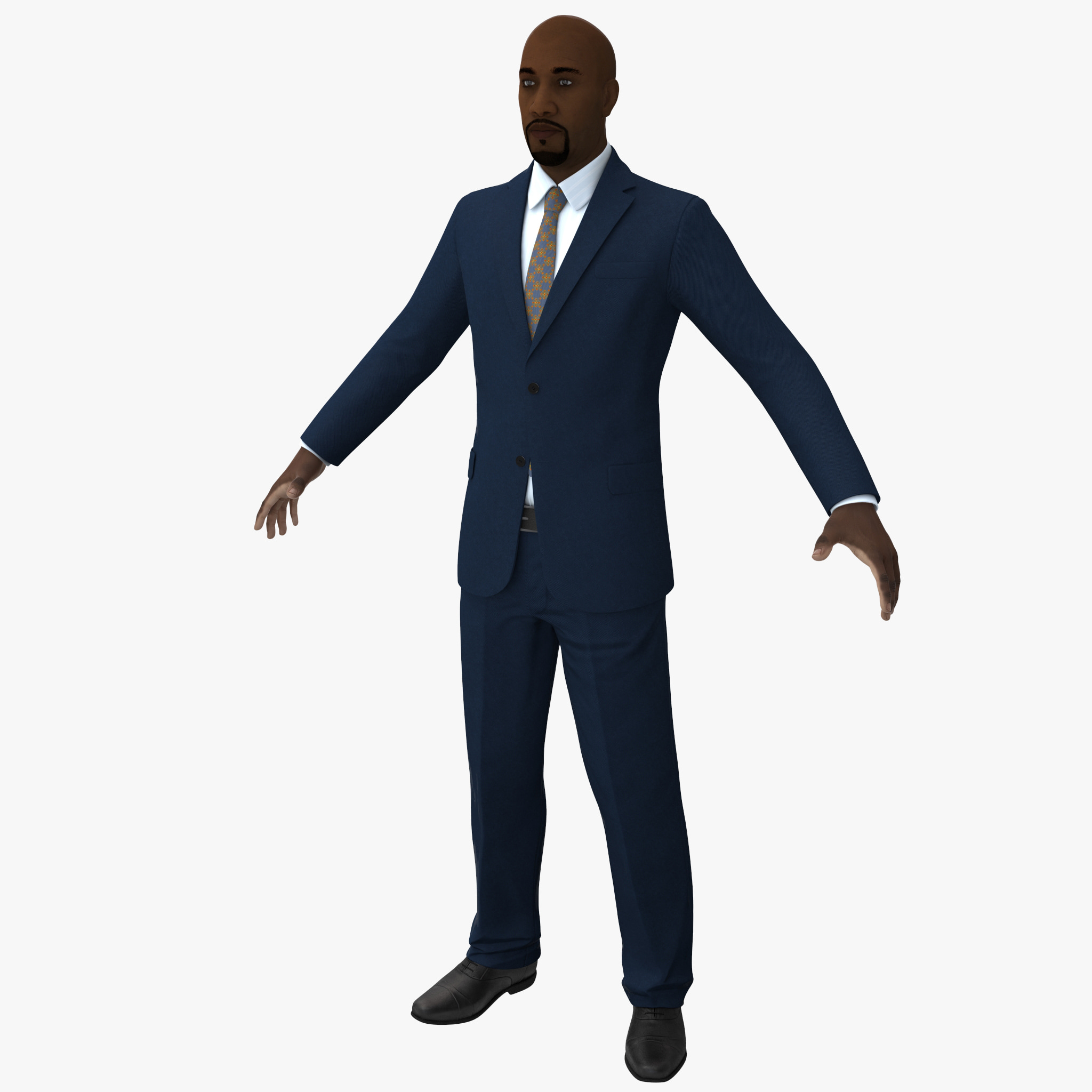 Black Male Businessman Rigged_1.jpg