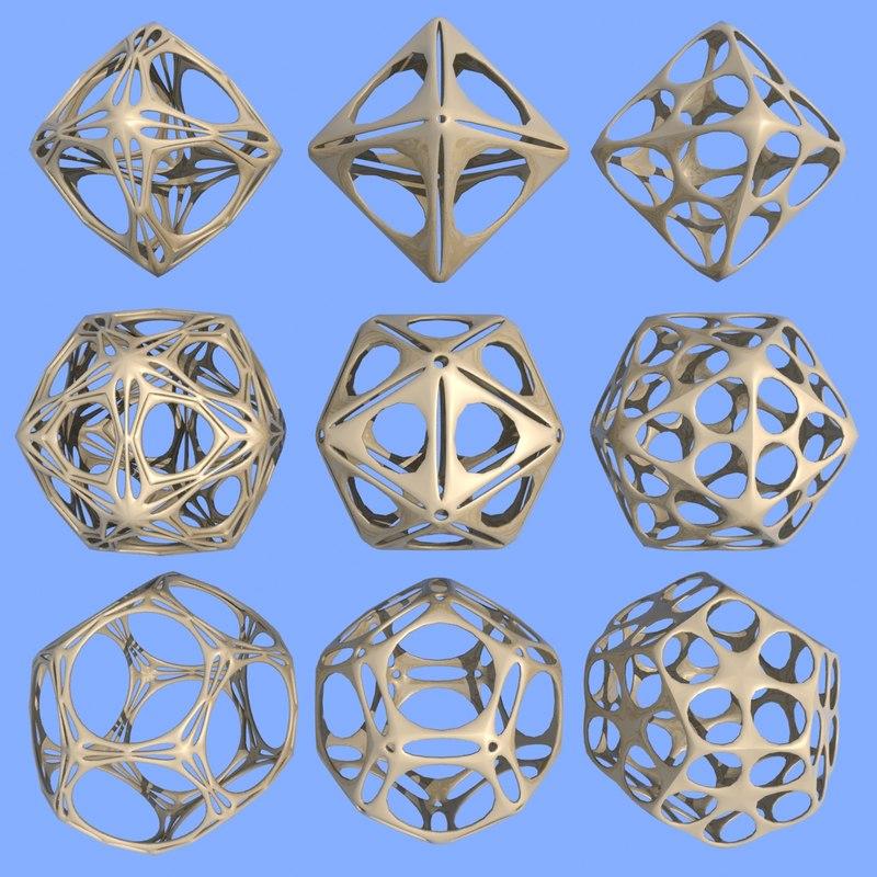 Geometric Shape MHT-02