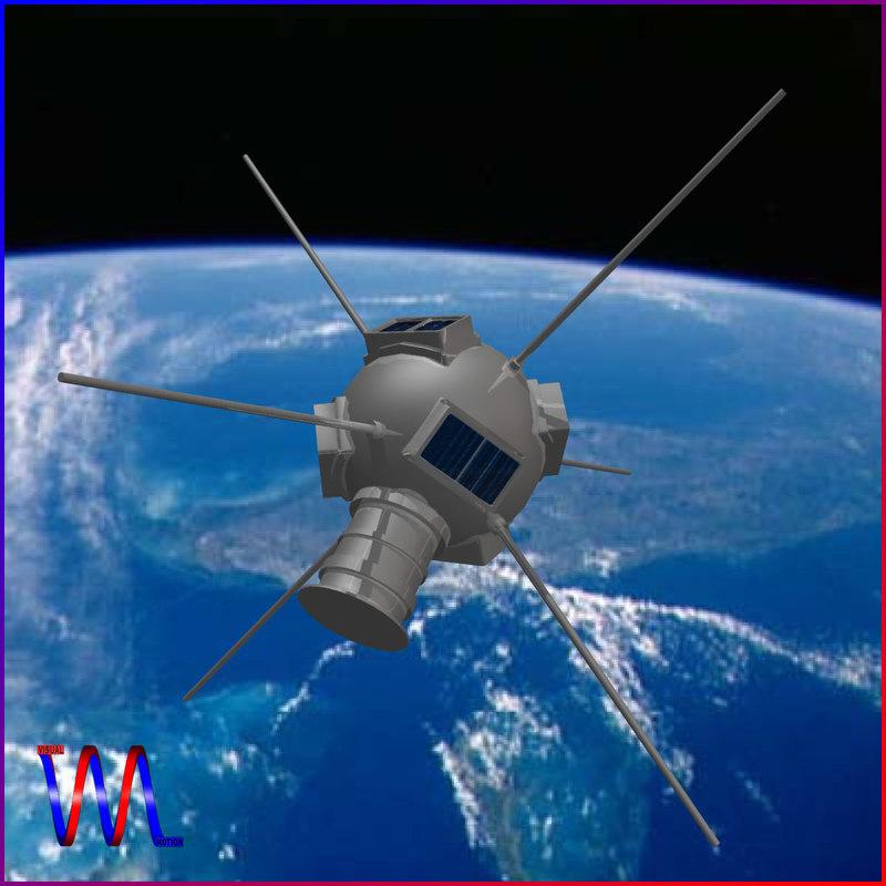 Vanguard I Satellite
