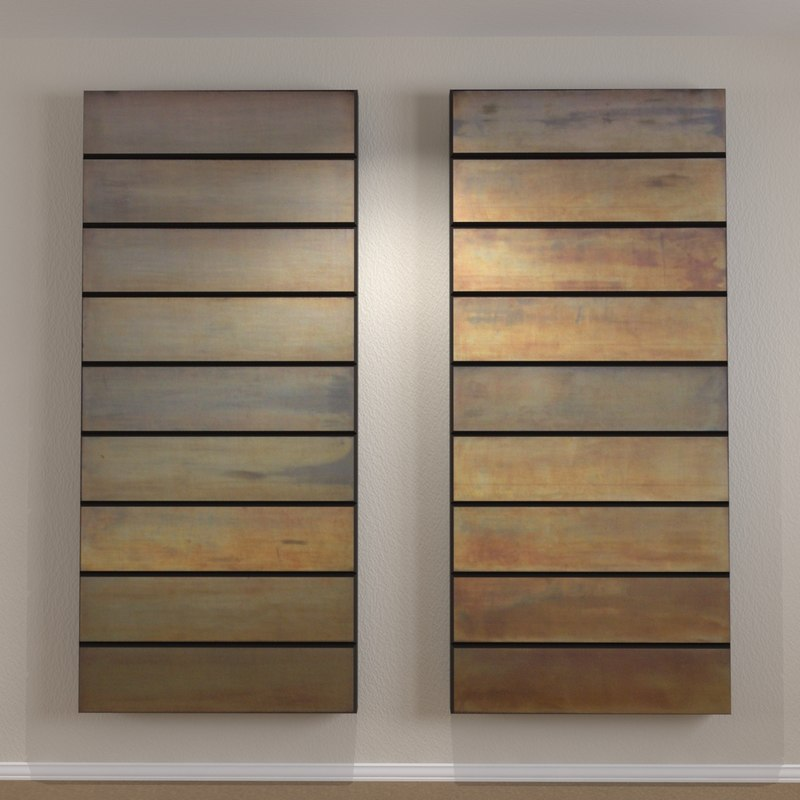 3d model ultra modern wall art. Black Bedroom Furniture Sets. Home Design Ideas