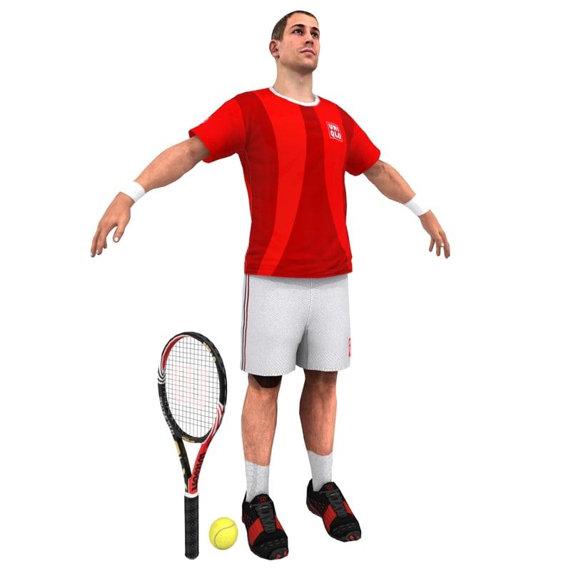 Tennis Player V2