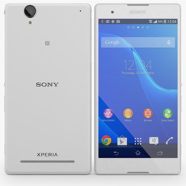 Sony Xperia T2 Ultra White