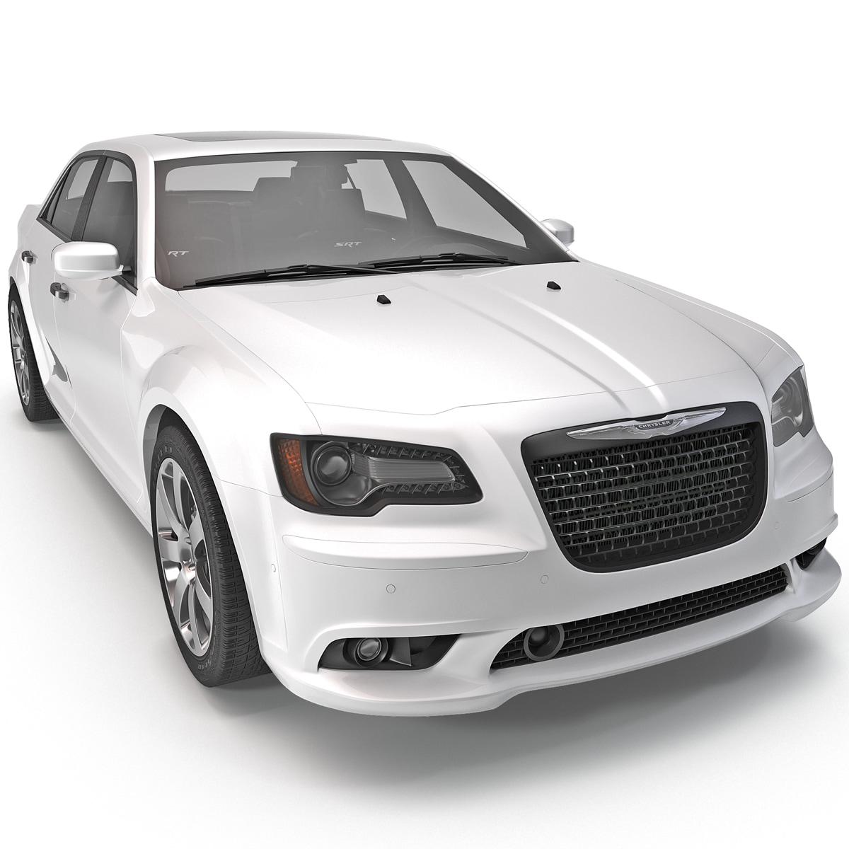Chrysler 300 SRT8 2014