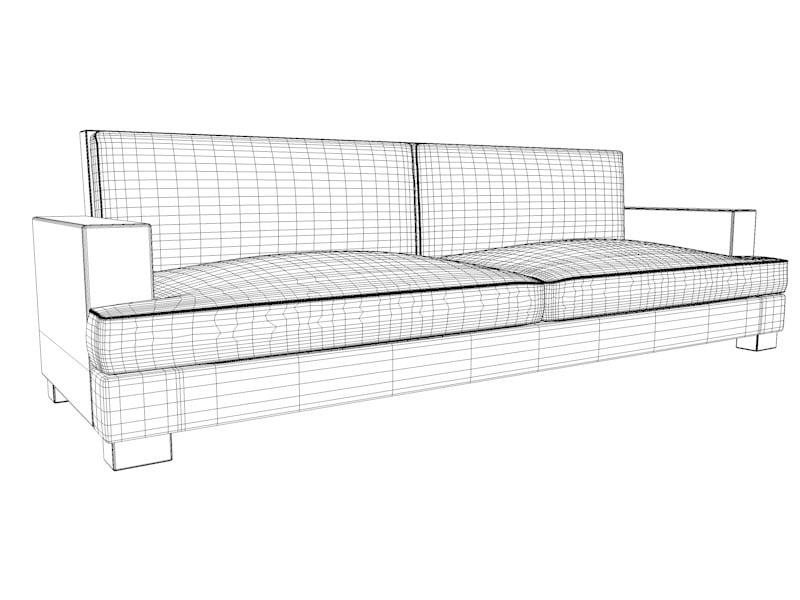 Vita Lounge Sofa