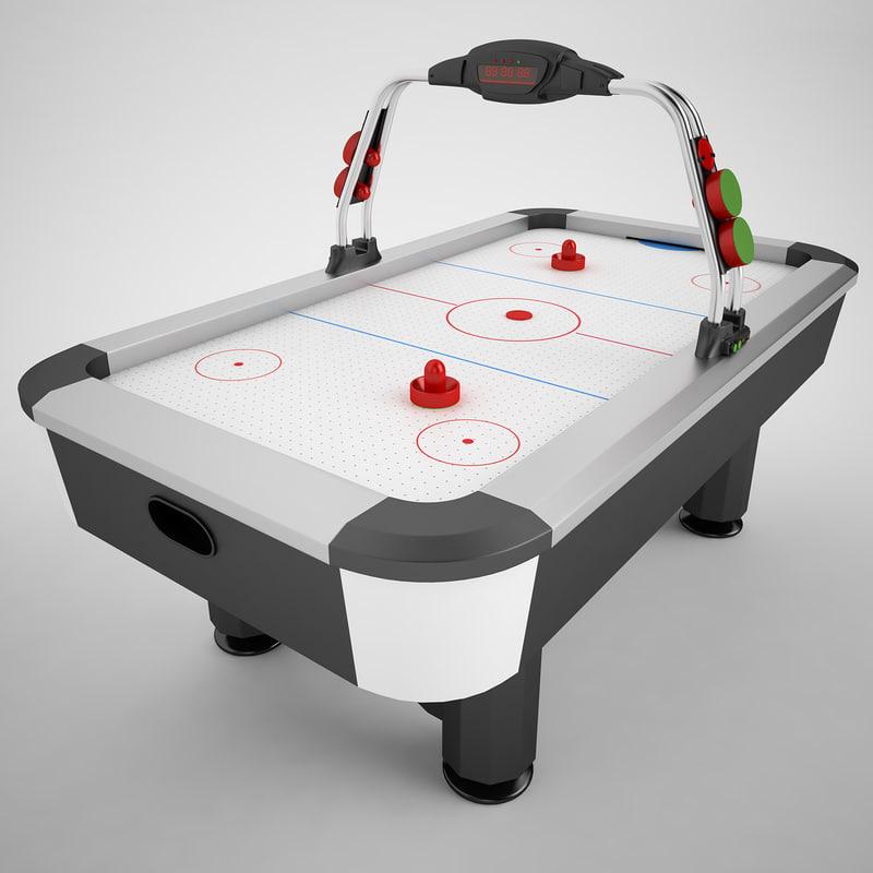 Air Hockey 01