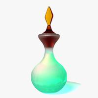Perfume Bottle 3D models