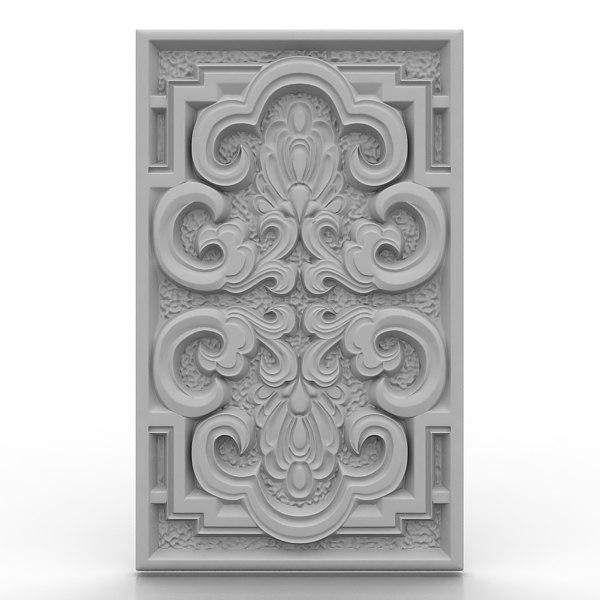 Architectural Elements 78 3D Models