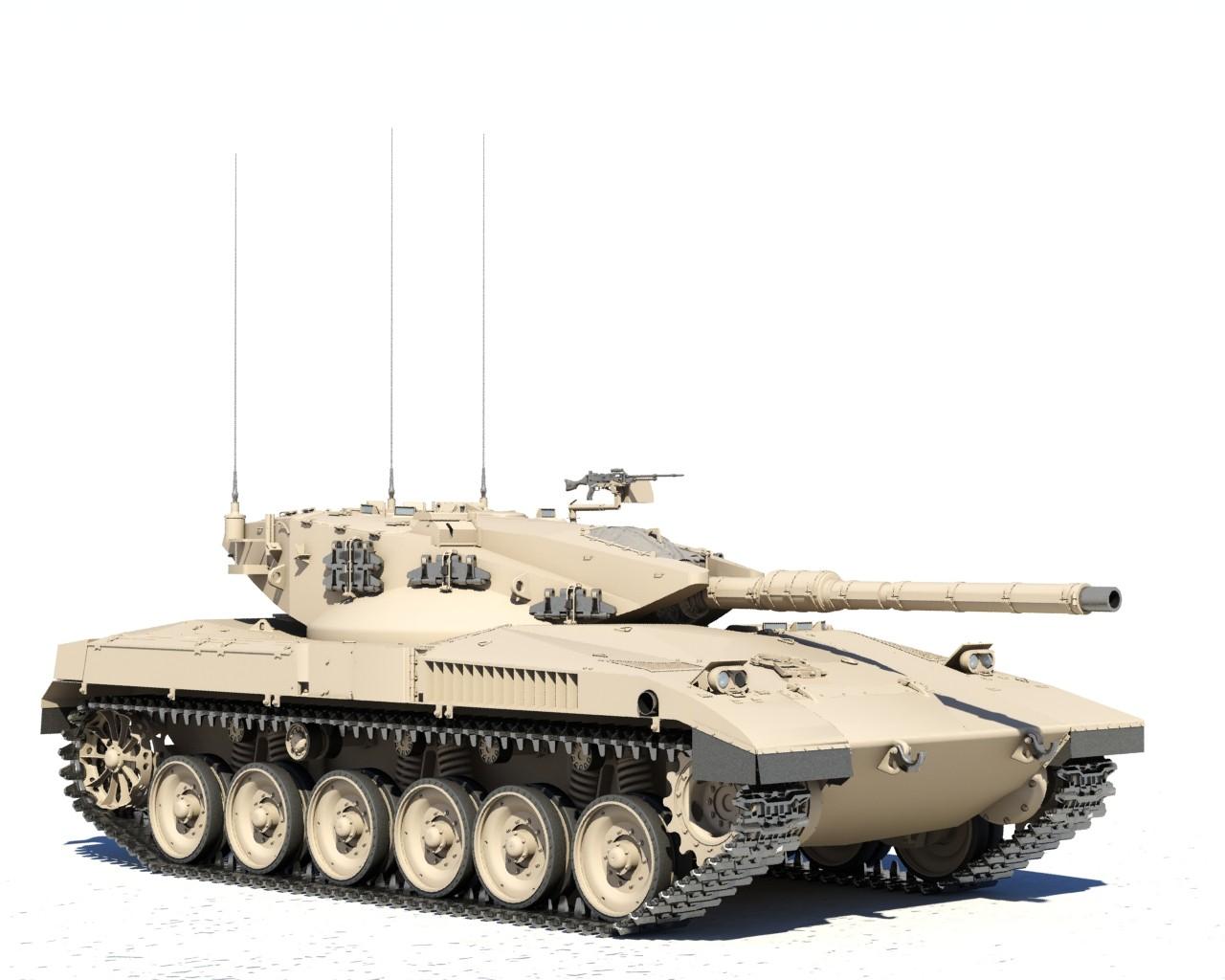 Merkava Mk.I