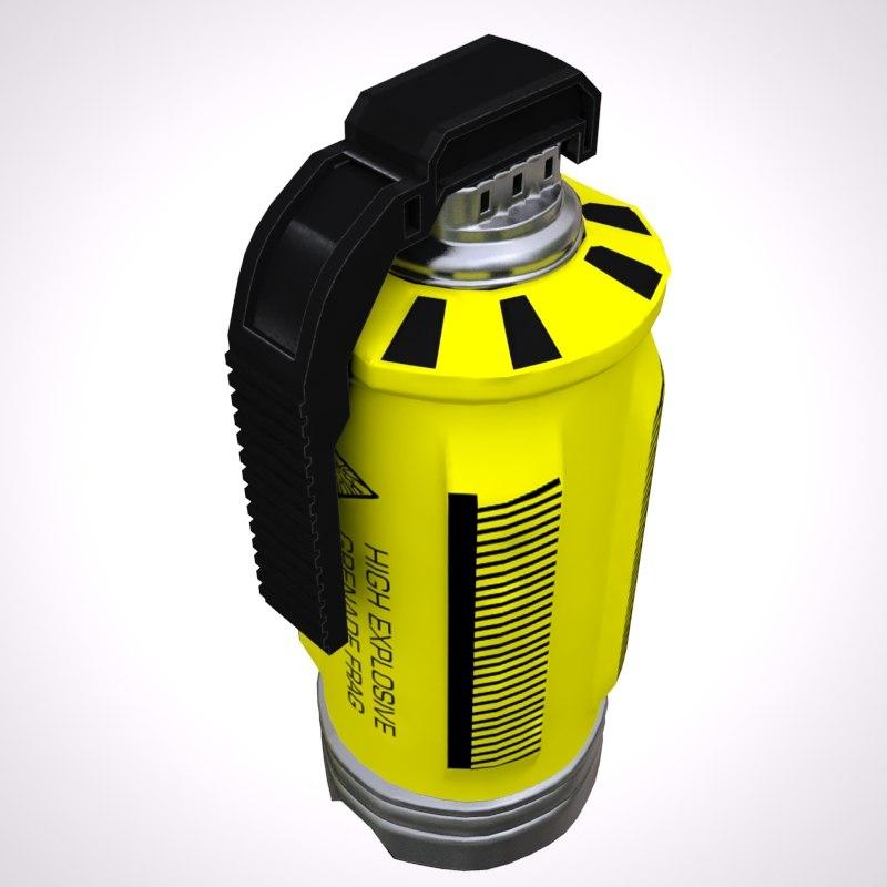 Grenade Y