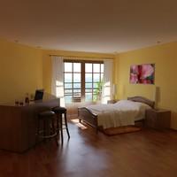 hotel room 3D models