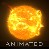 sun 3D models