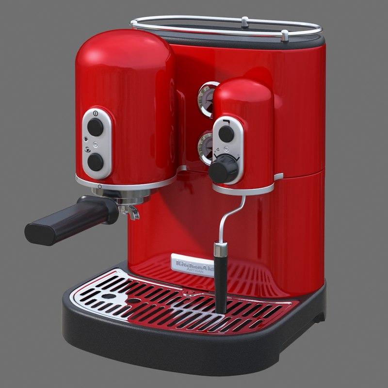 Espresso Maker KitchenAid