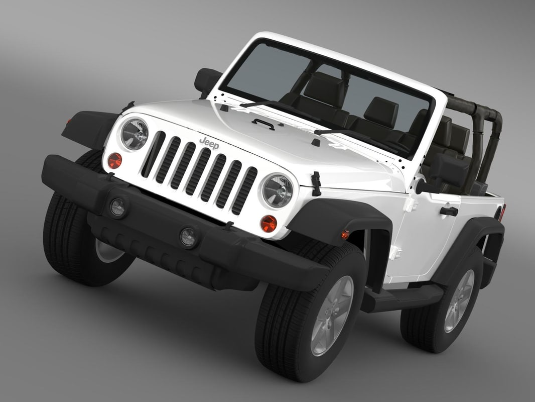 Jeep Wrangler Islander Edition 2010