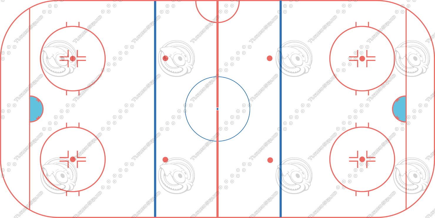 Texture bmp hockey rink sport