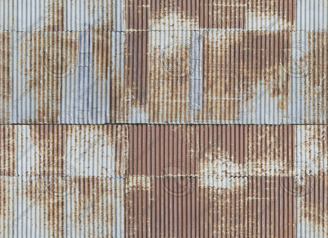 Rusted Metal Roof Texture The gallery for -->...