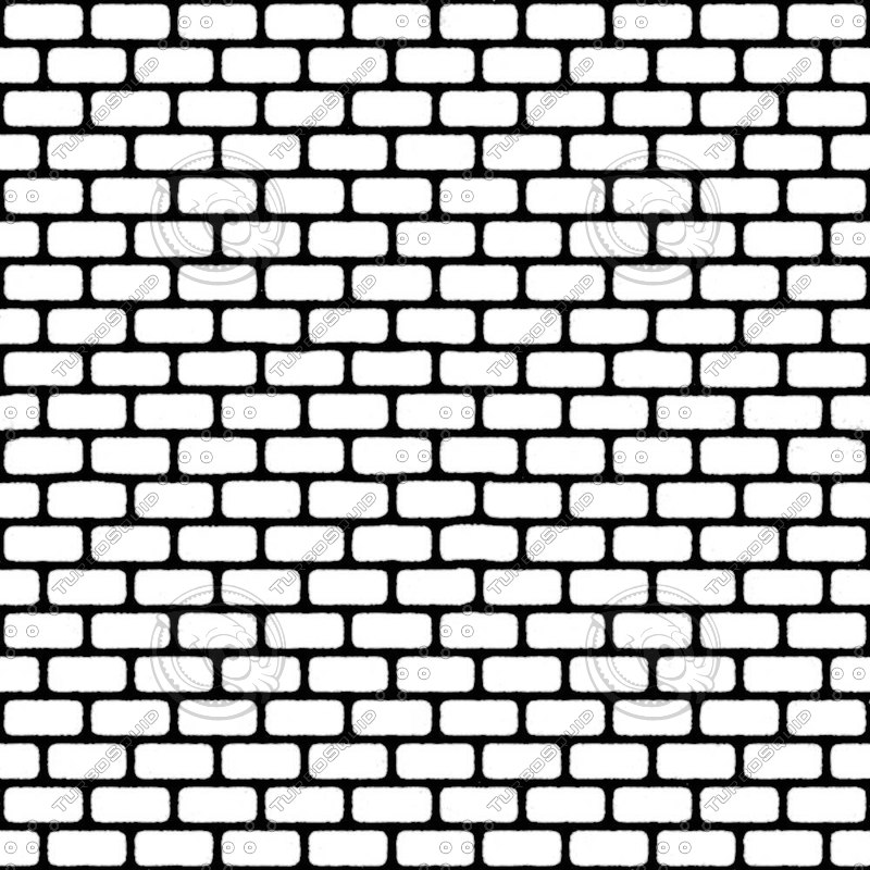 Line Texture Wall : Bricks line drawing