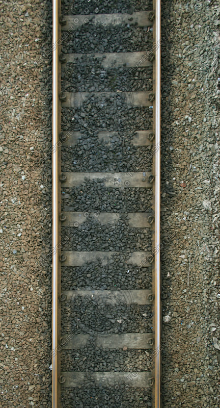 Texture Jpg Railway Rail Track