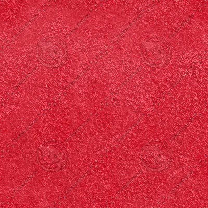 Red plastic texture
