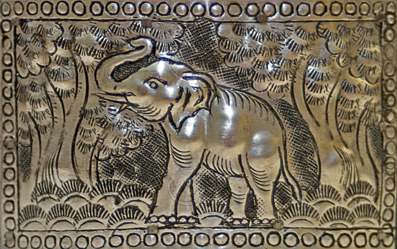 THAI ELEPHANT METAL MEDIUM TS.jpg