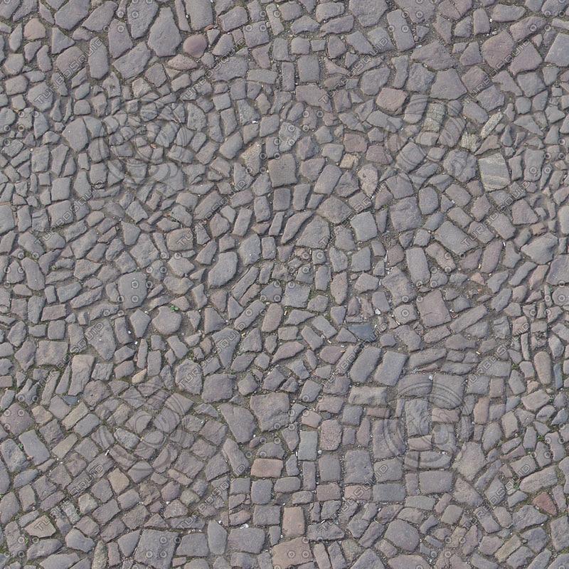 Texture jpg cobblestone seamlessly tileable