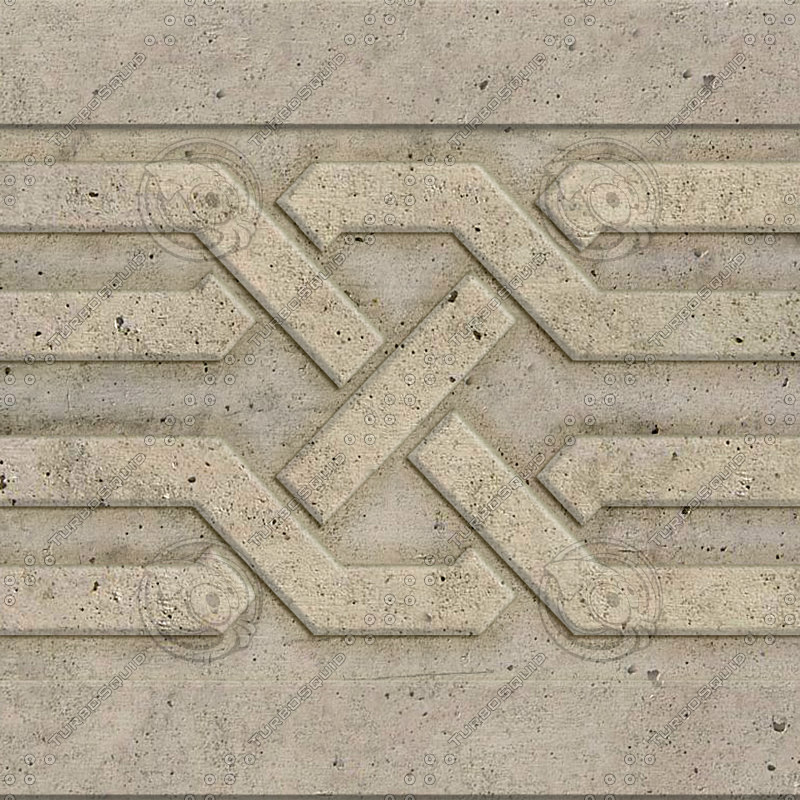 Texture jpg border stone carving