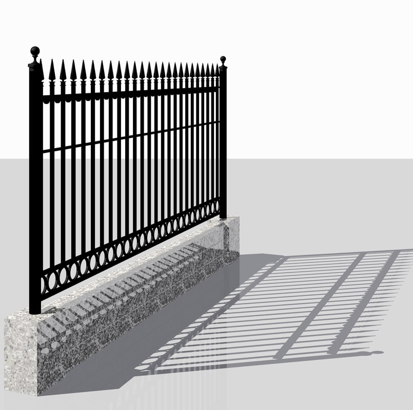 Iron Fence - 3D View 2s.PNG