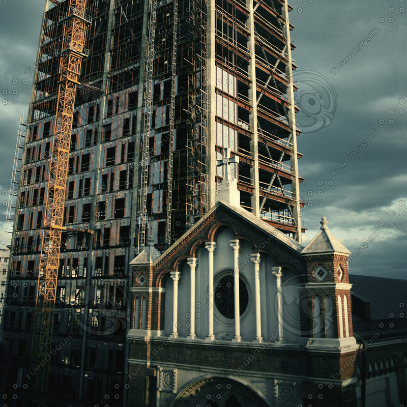 TH_Architecture Cathedral and Skyscraper.jpg