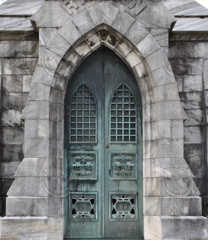 Texture Png Bronze Crypt Door