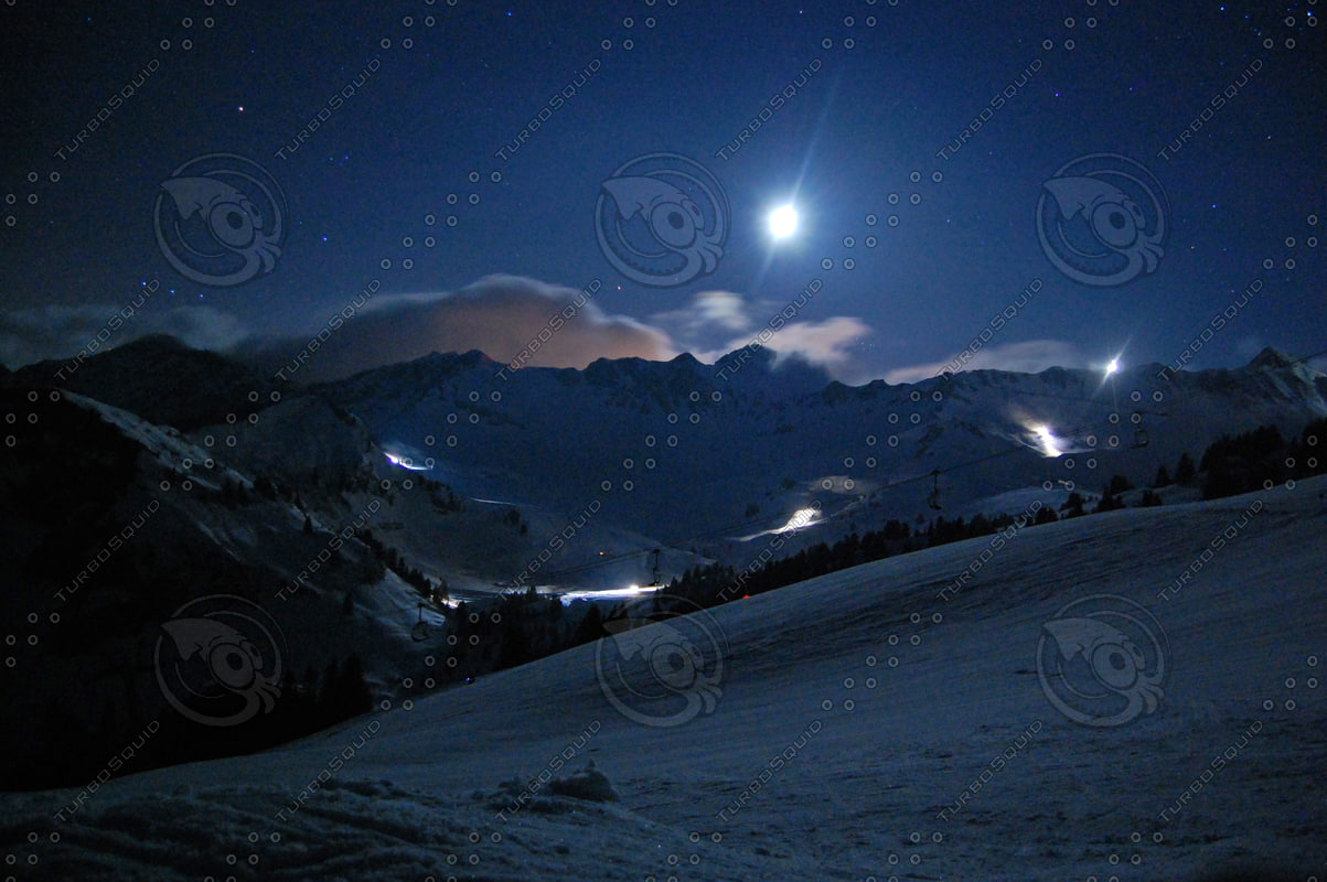 snow landscape at night.JPG