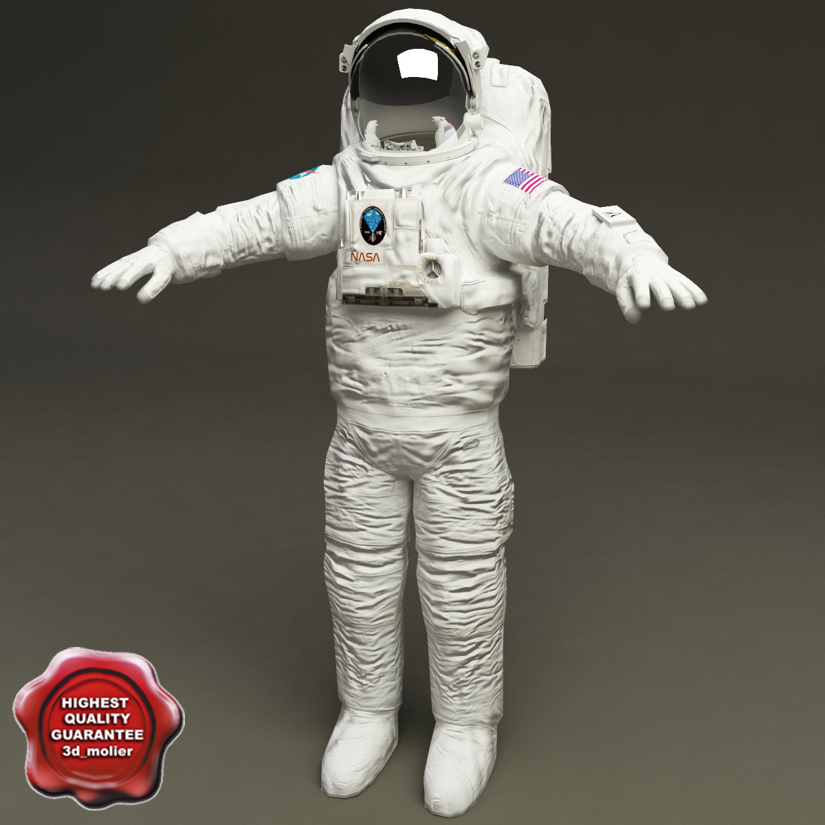 HD Astronaut Suit - Pics about space