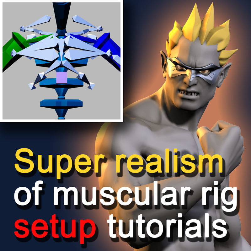Super realism of muscular rig setup t00.jpg