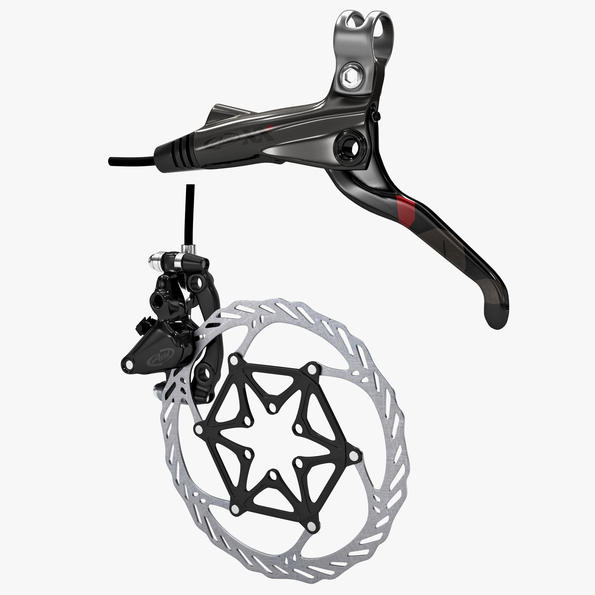 Bicycle Brake Systems : Bicycle brake system avid xx world cup g