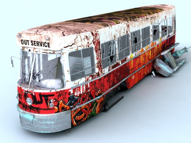 tram Grunge