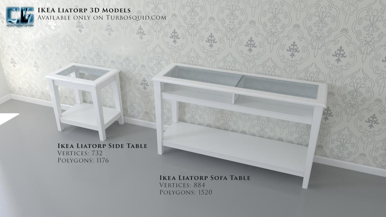 Liatorp 3d Models