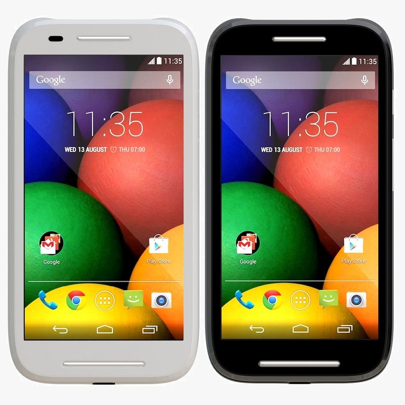 Motorola Moto E & E Dual all color(1)