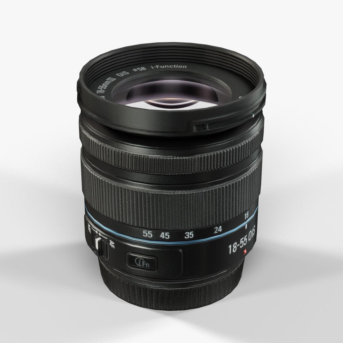 Samsung 18-55mm
