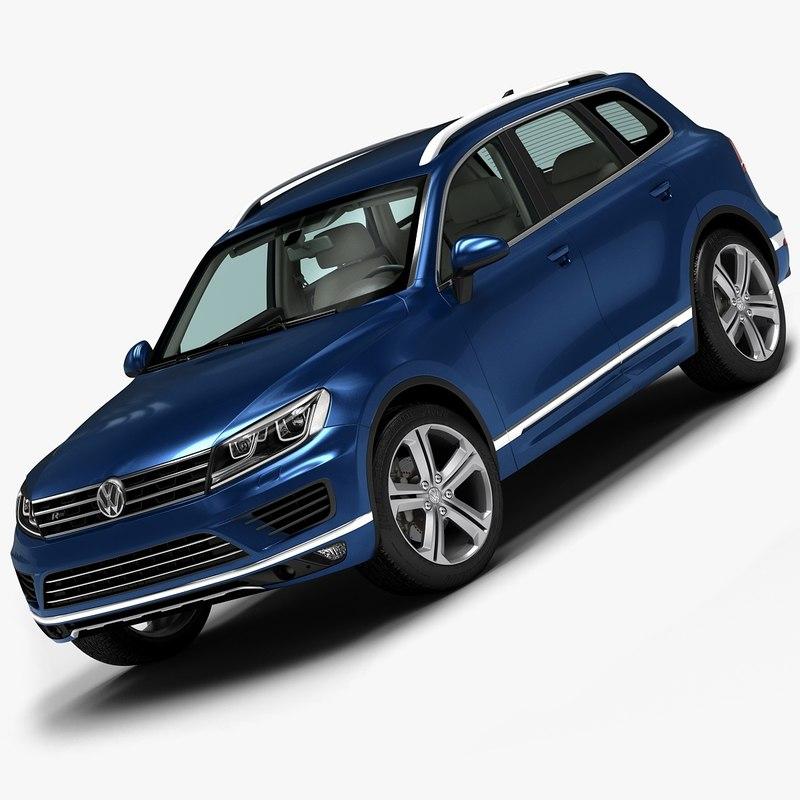 2015 Volkswagen Touareg
