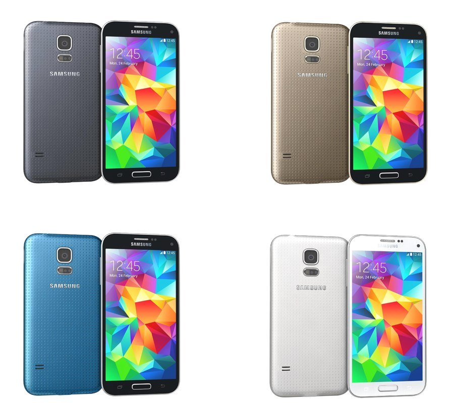 Samsung Galaxy S5 Mini All Colors