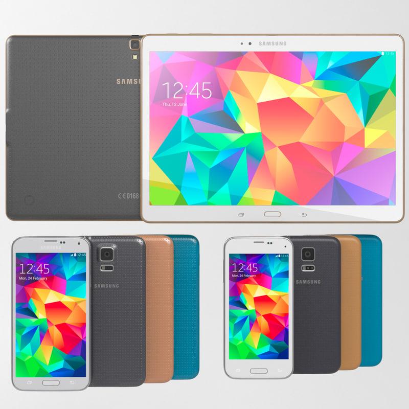 Samsung Galaxy S Pack