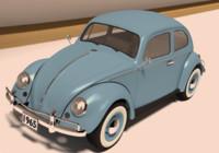 Bug 3D models